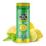 CBD Chill Shot Drink Lemonade Product