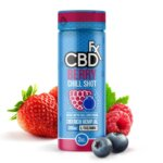 CBD Chill Shot Drink Berry Product
